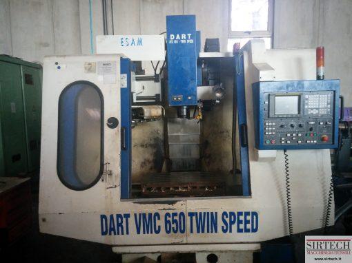 Dart VMC 650 cnc yaskawa