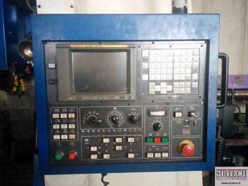 Dart VMC 650 cnc yaskawa controllo